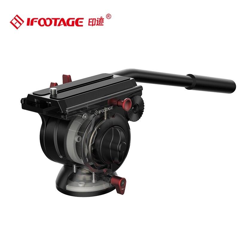 IFootage Комодо K5 уникальный цифровая зеркальная камера Камера штатив Трипод с панорамной головкой для IFOOTAGE Кобра 2 штатив Монопод