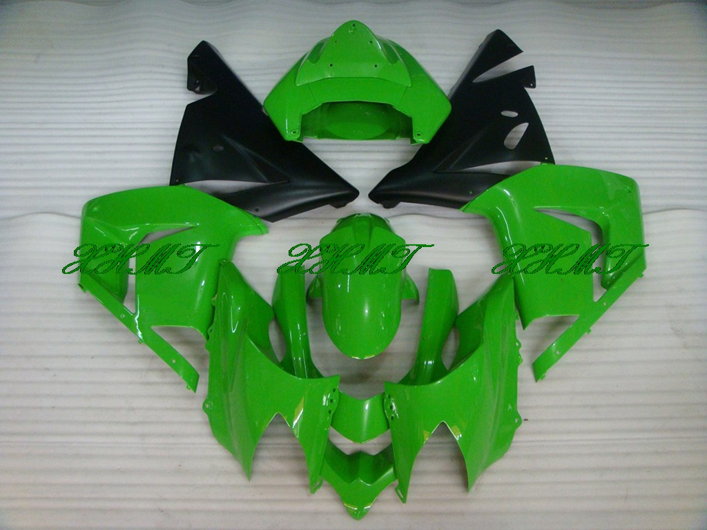 Zx-10r 05 Full Body Kits for Kawasaki Zx10r Fairing Kits 05 for Kawasaki Zx10r 2004 Bodywork 2004 - 2005