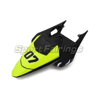 Tail Fairing Part For Yamaha YZF1000 R1 2012 2013 2014 YZF R ABS Plastics Motorcycle Tail Fairing Cowling Yellow Black Cover
