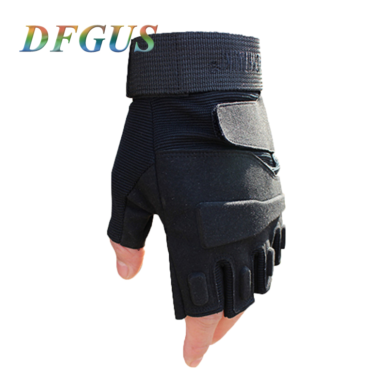 High Quality Black hawk Military Tactical Glovess