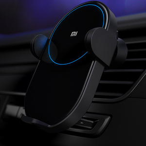 Image 5 - Xiaomi Mi Wireless Car Charger 20W Max Qi Car Wireless Charger with Intelligent Infrared Sensor Fast Charging Car Phone Holder