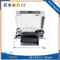 A3 Flatbed Printer UV White Ink Printer UV Printer For Multi Materials Candle Printing