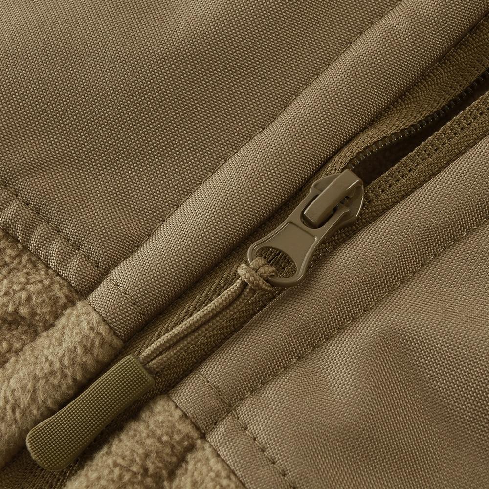 Image 3 - Mege Brand Tactical Clothing military Fleece Autumn Winter Mens  Jacket Army Polar Warm Male Coat Outwear jaquetas masculinojaqueta  masculinomen jacket armymilitary fleece
