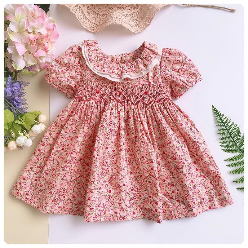 HOT SALE] infant baby girl dress kids dress for girl
