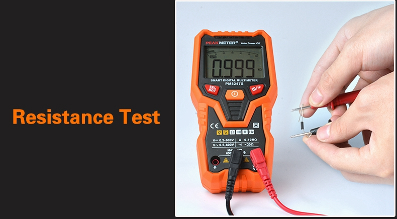 High Quality digital multimeter voltmeter