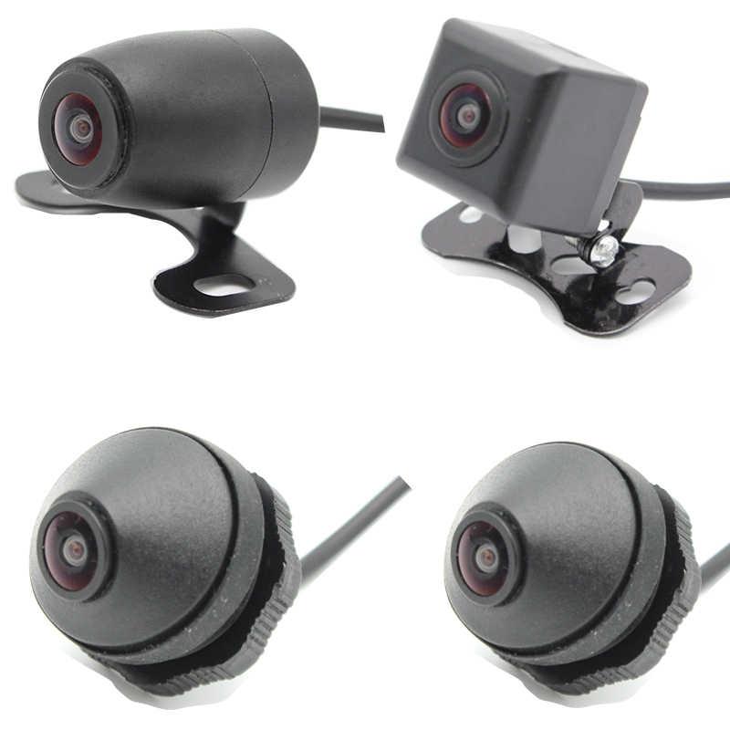 Новый 960 P 3D автомобильный 4-канальный DVR рекордер панорамный обзор система мониторинга 360 градусов Вождение птица вид панорама с 4 камерами