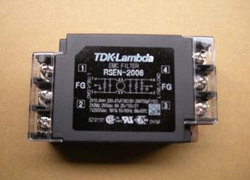 все цены на Original power supply filter RSEN-2006 TDK-Lambda / Meilan universal single-phase filter