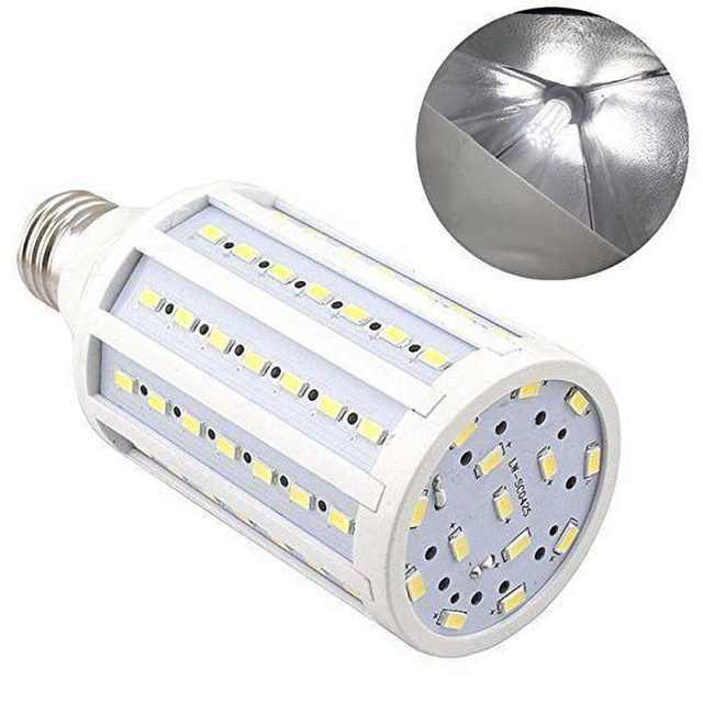 hoge heldere fotostudio lampen voor fotografie verlichting daglicht lamp 20 w 6000 6500 k 110