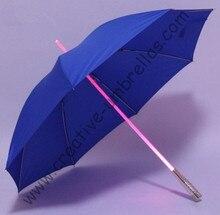 14mm acrylic LED  umbrellas and 3.0mm fiberglass long ribs,hand open,7 colour lighting alternative&single