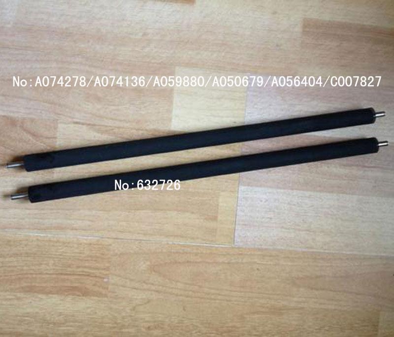 Noritsu minilab rack rubber roller,A074278/A074136/A059880/A050679/A056404/C007827 for 7500/2901/3201/3 series digital/2pcs Noritsu minilab rack rubber roller,A074278/A074136/A059880/A050679/A056404/C007827 for 7500/2901/3201/3 series digital/2pcs