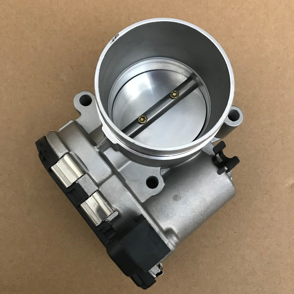 Fuel Injection Throttle Body Assembly For 2001 2006 Volvo S60 S80 V70 XC90 L5 L6