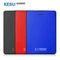 "KESU 2.5 ""2 to Portable disque dur externe USB 3.0 80GB 120GB 160GB 250GB 320GB 500GB GB 1TBHDD disque dur externe HD pour ordinateur Portable/Mac"