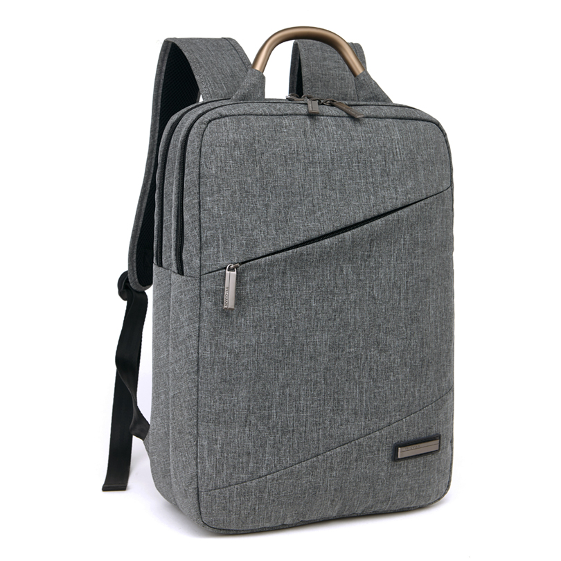 ФОТО Men's Backpacks Unisex  School Bags for Teenagers  Laptop Backpack for 15.6 Inch Mochila Masculine Travel Shoulder Bag Nylon