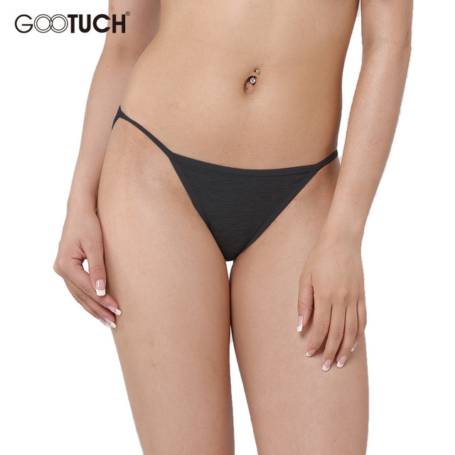 Women's Sexy Panties Low Rise Bikini Panties Woman Underwear Briefs Spaghetti Strap Calcinha Lingerie Tanga Bragas Mujer 2237