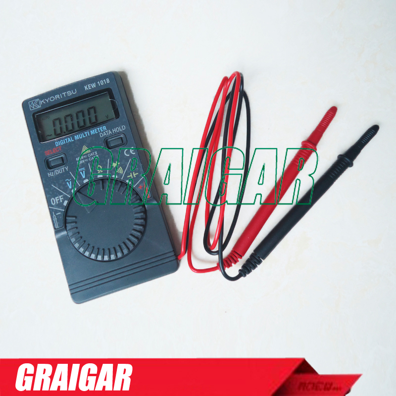 ФОТО BRAND NEW Kyoritsu 1018 Digital Multimeters