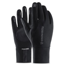 Cycling Gloves Warm Fleece Lined Windproof Gloves Winter Warm Guantes Ciclismo Windproof Antiskid Touch Screen Bike Gloves цены онлайн