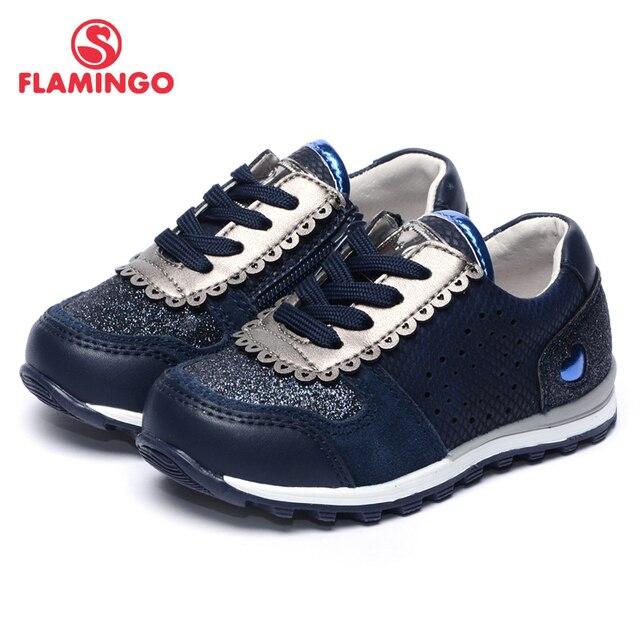 FLAMINGO 2017 Новое Прибытие Весенние и Осенние кроссовки для мальчика Высокого Качества Способа детская обувь 71P-XY-0071