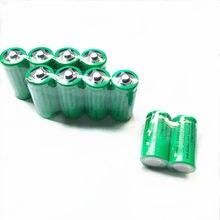 Batterie rechargeable au lithium, 10X16340, 1000mah, 3v, cr123a 16340, 3.0v, rcr123a 16340