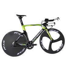 maglie 2016 ican hidden cable font b carbon b font time trail bike completed bicicleta TT