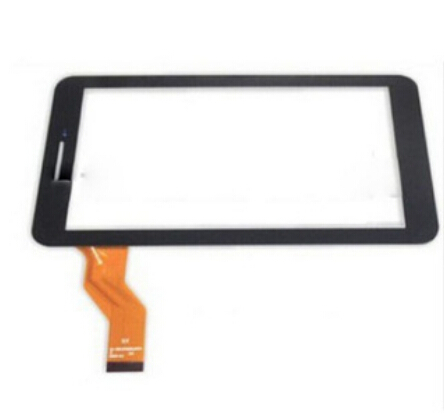New touch screen For 7 inch Irbis TX34 3G / TX46 / TX44 3G / TX22 Tablet panel Digitizer Glass Sensor Replacement Free Shipping 7 inch black touch screen for irbis tx76 tablet glasss sensor replacement