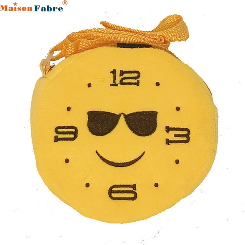 Wallet Cute Emoji Emoticon Coin Purse School Child Shoulder Bag Satchel Handbag drop shipping 0724 роллер parker im premium t322 blue ct fblack 1931690