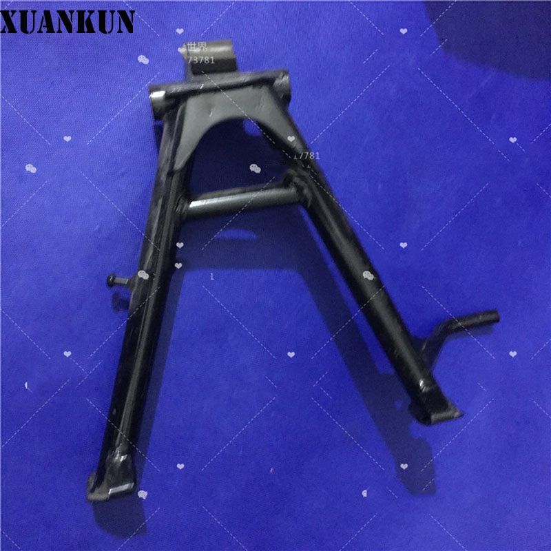 XUANKUN Motorcycle GT125 QS125-5 5C 5A B E F Center Bracket Large Footrest