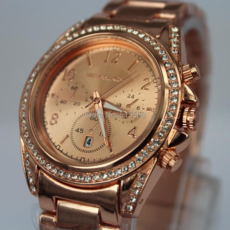 95474d1a80f Logotipo Da Marca de Relógio de Quartzo Banda de Aço de alta Qualidade  Preço de Fábrica Por Atacado Banda de Metal Relógios Diamante Relógios  Frete Grátis