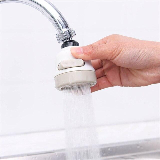 加圧 3 モード節水 ABS 蛇口エアレーター水タップノズルフィルター防滴蛇口バブラー用