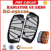 cnc radiator Guard aluminum for KTM SXF XCF 250 450 dirt bike part motorcross