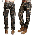 WEONEDREAM Good Quality Military Cargo Long Pants Men Hot Tactical Camouflage Cotton Men Trousers 3 Colors Size 29-40