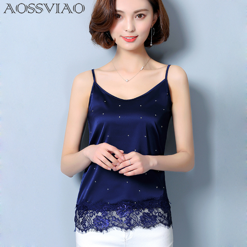 For tops clothes women women lace cami