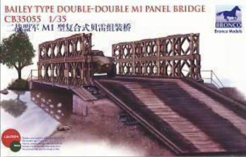 Pont Bronco 1/35 35055 Type pont Double-Double M1Pont Bronco 1/35 35055 Type pont Double-Double M1