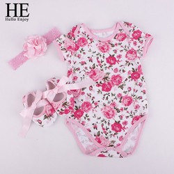 He hello enjoy bodysuit baby girl 2016 baby girl clothes sets girl clothes outfits bodysuits accessories.jpg 250x250