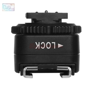 Image 5 - Pixel TF 334 Hot Shoe Adapter for Nikon Canon Flash and Sony New Multi Interface Camera A7 A9 A5100 A6600 A6500 A6100 A99 A77II