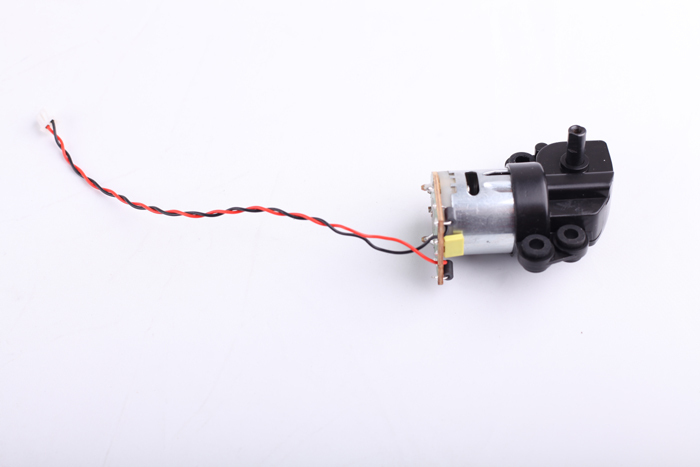 (For Cleaner-A320/A325/A330/A335/A336/A337/A338)Side Brush Motor Assembly for Vacuum Cleaning Robot, 1pc/pack for cleaner a320 a325 a330 a335 a336 a337 a338 360 degrees front wheel assembly for robot vacuum cleaner 1pcs pack