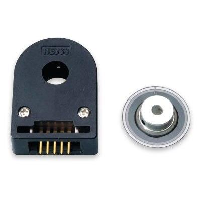 Moteur à aimant Permanent pas à pas Servo séparé encodeur de moteur à courant continu PD3006 triphasé ABZ, tension 5 V
