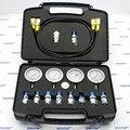 Экскаватор гидравлического давления испытательный комплект, датчик давления муфты, диагностический инструмент, черный пластиковый ящик, 2 ...
