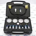 Bagger Hydraulische Druck Test Kit, Druck Test Gauge Kupplung, Diagnose Werkzeug, Schwarz Kunststoff box, 2 jahr garantie