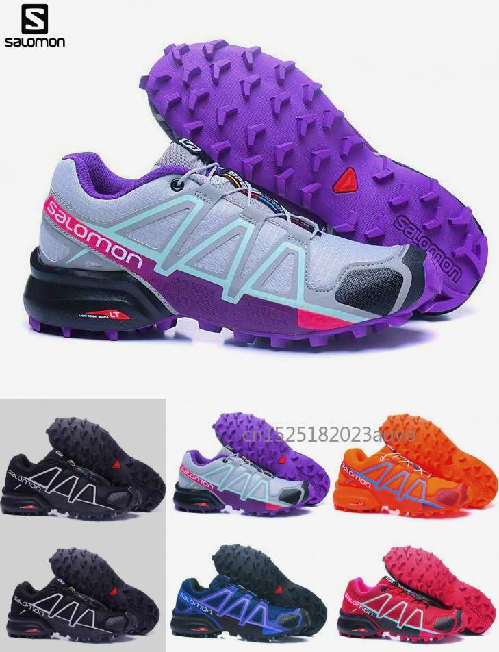 Persevering Salomon Shoes Zapatos Hombre Sneakers Women Zapatillas Hombre Deportiva Speed Cross 4cs Iii Sport Outdoor Running Shoes Fitness & Body Building Pens, Pencils & Writing Supplies