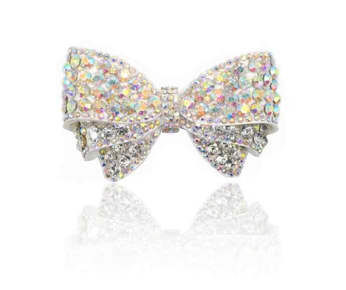 Фото Оптовая продажа 6 пар украшения из кристаллов женская обувь аксессуары для