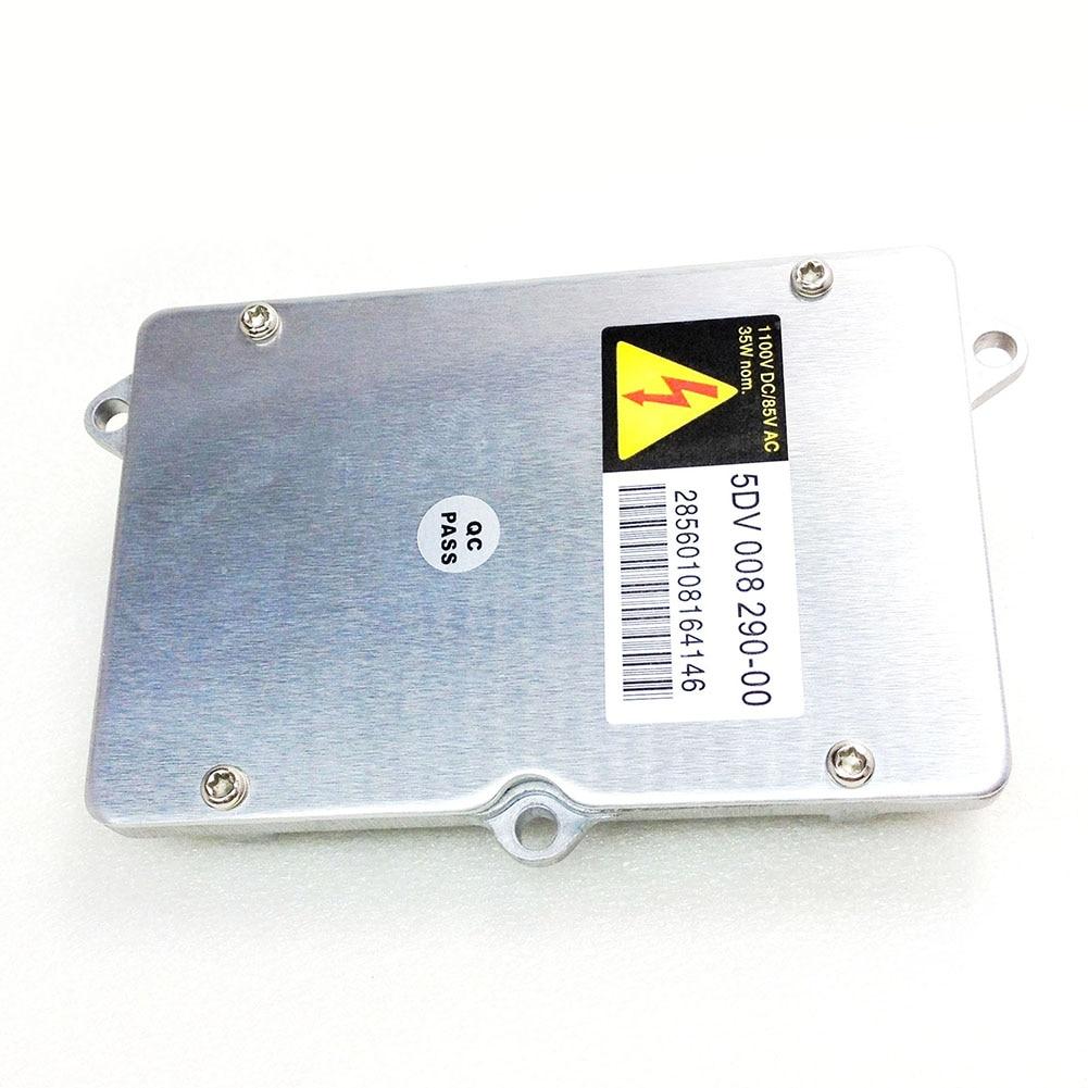 1Pcs Xenon Ballast For OEM 5DV 008 290 00 Headlight Unit for Audi A6 A8 XR657