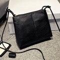 Bolso de moda bolso Ocasional Cruzada cuerpo Bolsa Pequeña de la vendimia de Las Mujeres del Bolso de cuero de la pu bolsas de Mensajero augurio petite sac