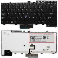 Tastiera DEGLI STATI UNITI Per Dell per Latitude E6400 E6410 E5500 E5510 E6500 E6510 M2400 M4400 E4300 E5400 Retroilluminato con Trackpoint