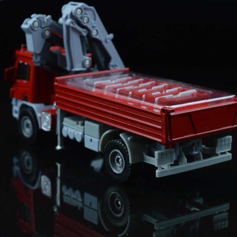 Baru kaidiwei diecast model mobil rekayasa paduan mainan mobil derek derek model truk transportasi cart anak toys 1:50 ce