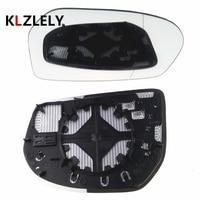 1 SET For Cadillac XTS 2013 2016 Heating Ersatzglas Spiegelglas Side Rearview Wing Side Mirror Glass