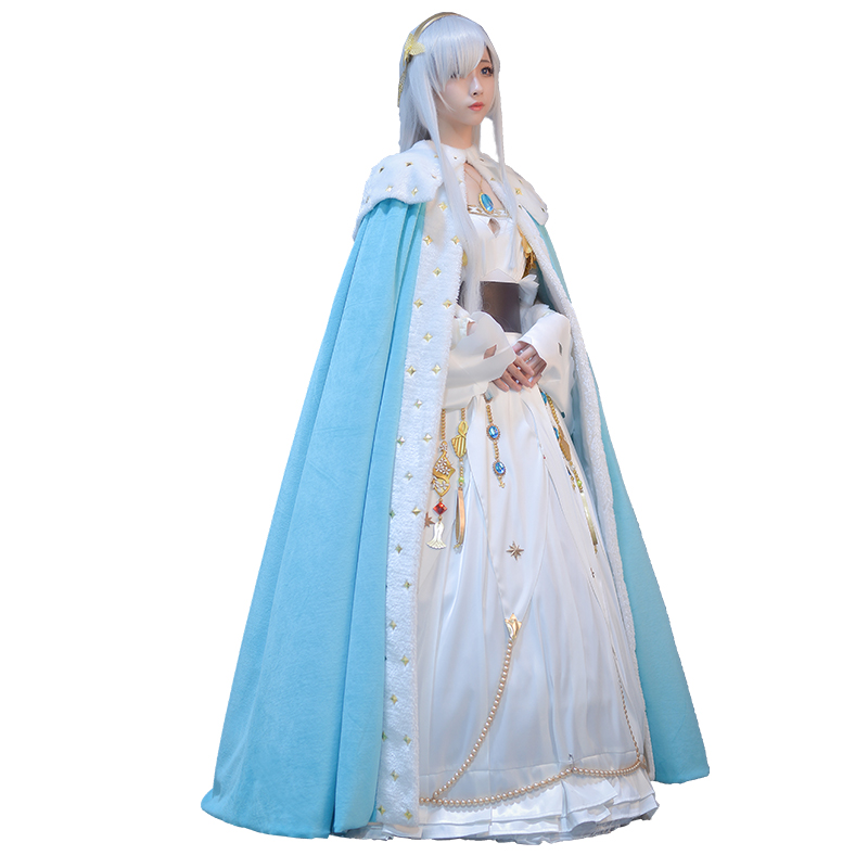 Anastasia FGO Cosplay Fate/Grand Order Anastasia cosplay costume FGO cosplay costume can customized dresses 1