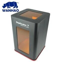 2018 WANHAO nowa oryginalny przezroczysty pokrywa dla D7 i D7 PLUS w Drukarki 3D od Komputer i biuro na