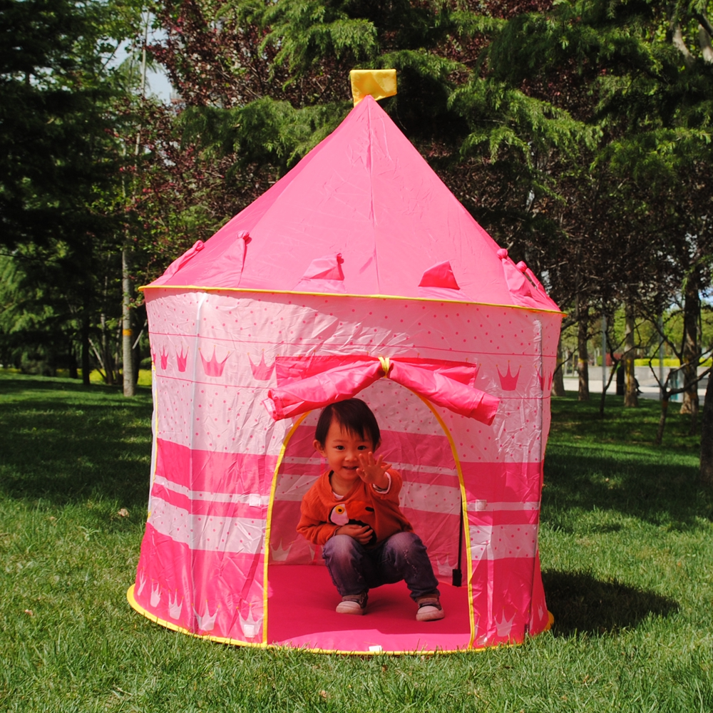 Girls Baby Tent For Kid Tipi Tent Castle Play Tent House Kids Furniture Play Toys Pool Tipi Wigwam For Kids Toys For Children #3