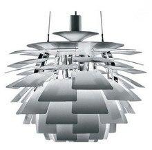 Envío Libre del CCSME Vendedor Caliente Louis Poulsen PH Artichoke Lámpara, 120 v/230 v Dinamarca luz colgante