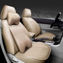 (Avant + Arrière) En Cuir spécial housse de siège de voiture Pour Mazda 3 6 CX-5 CX7 323 626 M2 M3 M6 Axela Familia accessoires auto voiture style